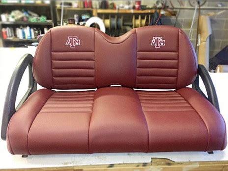 m a upholstery custom upholstery big dog custom carts