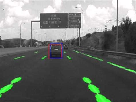 real time lane marking detection and vehicle tracking