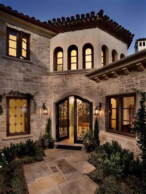 home entry 40 spanish homes for your inspiration