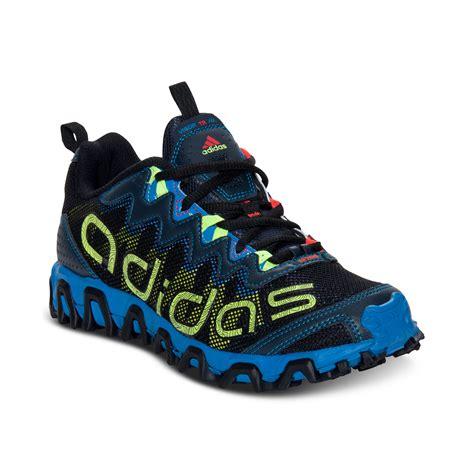 Vigor Run adidas vigor 3 trail running sneakers in blue for shade pride blue lyst
