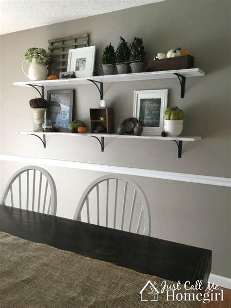 dining room shelves just call me homegirl