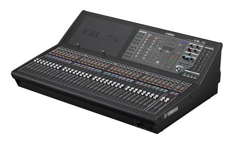 digital console yamaha ql5 digital console brisbane sound