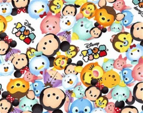 C012 Wallpaper Sticker With Winnie The Pooh 45cm X 10m disney licensed fabric special offer disney character disney tsum tsum fabric print 50 cm by 106