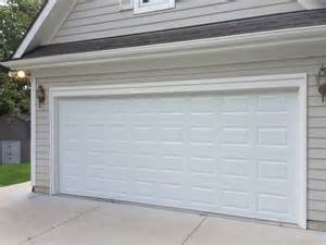 traditional raised panel garage doors traditional
