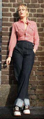 1950s fashion rolled up jeans www pixshark com images 50s fashion jeans girls www pixshark com images