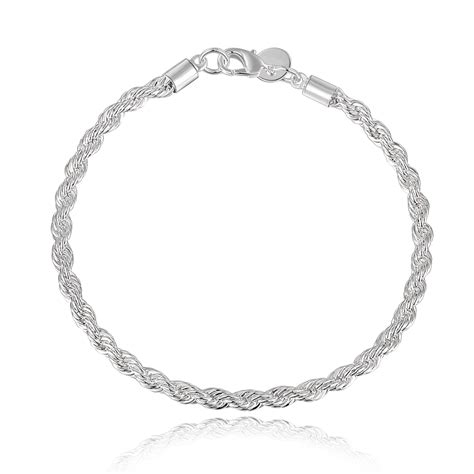 Gorgeous Jewelry by Factory Wholesale Beautiful Fashion Plated Silver