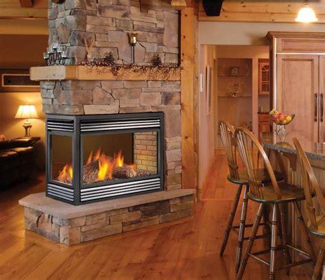 best 25 3 sided fireplace ideas on modern