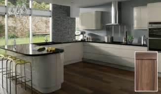 Treviso Handle Less Kitchen Doors » Modern Home Design