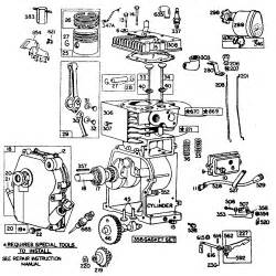 briggs stratton briggs stratton 4 cycle engine parts model 80212870201 sears partsdirect