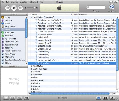 apple itunes help desk streaming music the it blog