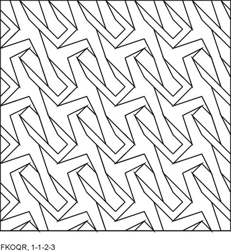 tessellation patterns coloring pages printable tessellation coloring pages