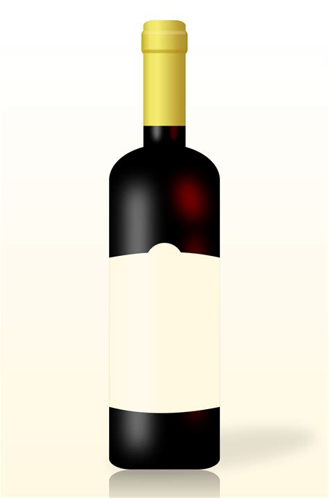 wine bottle svg no label wine bottle www pixshark com images galleries