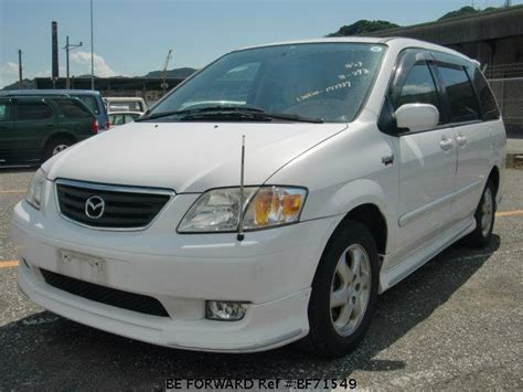 how does cars work 2001 mazda mpv user handbook used mpv mazda for sale bf71549 japanese used cars exporter be forward