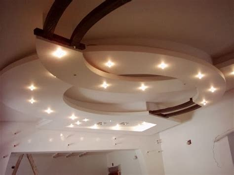 Suspended Ceiling Styles by 7 Gypsum False Ceiling Designs For Living Room Part 1