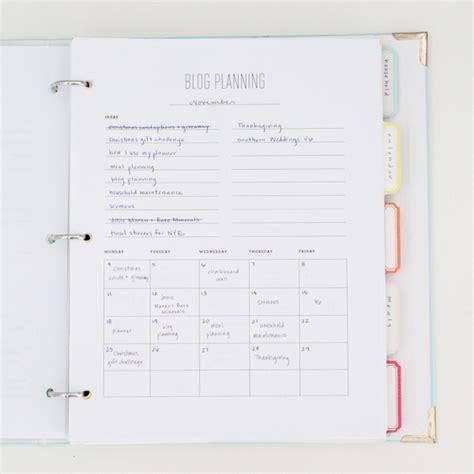 free printable blog planner 2013 november archive em for marvelous