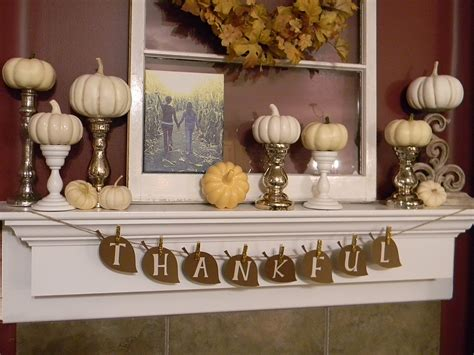 simple thanksgiving decorations it s written on the wall 11 ideas for your thanksgiving