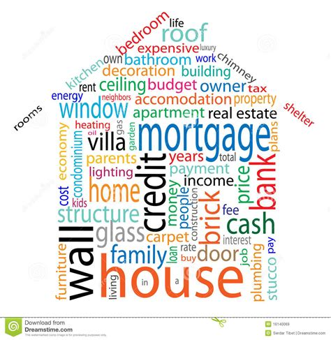 house synonym house word cloud stock vector illustration of graphic 16140069
