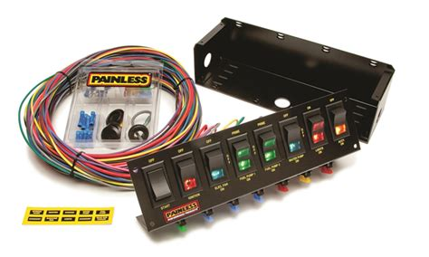 painless wiring 50303 fused rocker switch panel autoplicity