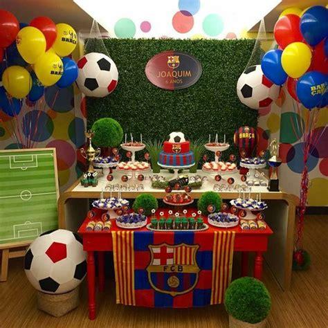 decoracion fiestas barcelona cumplea 241 os del barcelona ideas para hacer una fiesta de