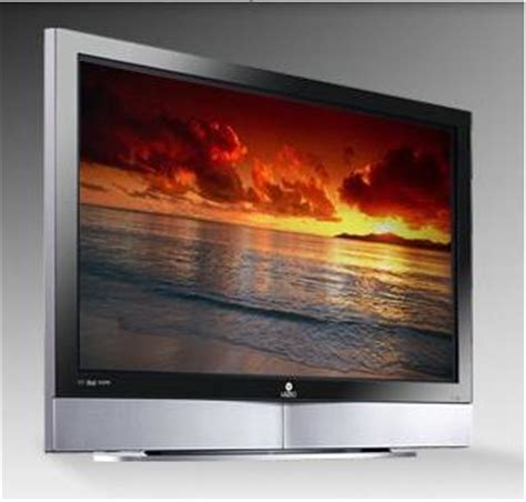 Ces 2007 Vizios 47 Inch Hd 1080p Lcd For 1650 by Vizio To Offer 60 Quot Plasma Hdtv
