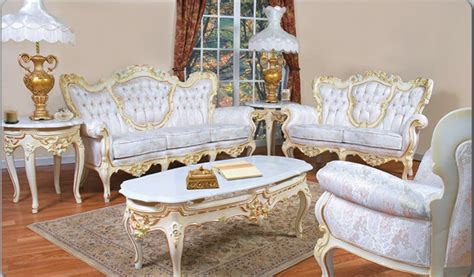French Provincial Dining Room Set by Victorian Furniture Furniture Victorian