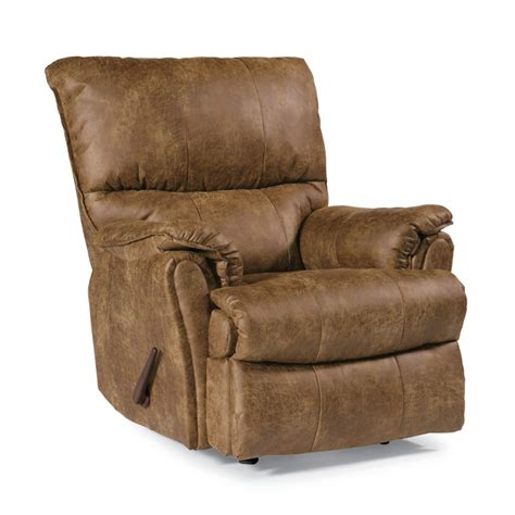 Cheap Rocking Recliners by Flexsteel F1217 510 Stockton Fabric Rocking Recliner