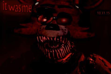 His Your Nightmare 3 nightmare foxy fan made by codeluigi on deviantart