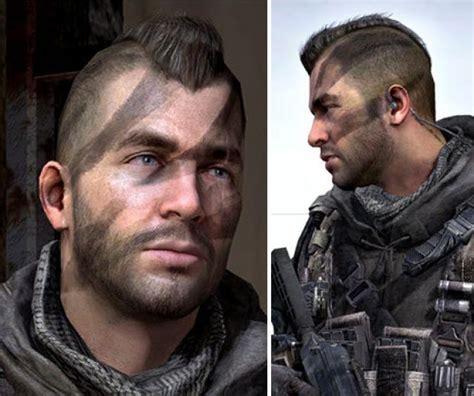 spartan hairstyle men ranking de personajes mas importantes de call of duty