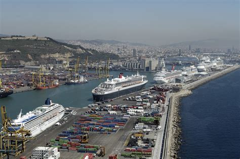 barcellona porto de barcelona