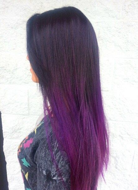 am i too old for ombre hair purple ombre hair beauty pinterest follow me my