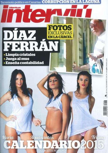 Calendario De Desnudas Aguasantas Triana Y Mar 237 A Desnudas En El Calendario