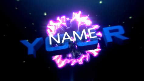 intro template free 3d intro 7 cinema 4d ae template