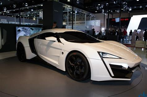 Lamborghini Lykan Top 10 Most Expensive Cars In The World 2015 2016