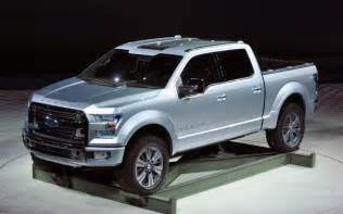 ford 2015 f series detroit show hulking atlas previews