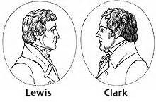 free lewis and clark printable worksheets and coloring lewis and clark theme unit printables