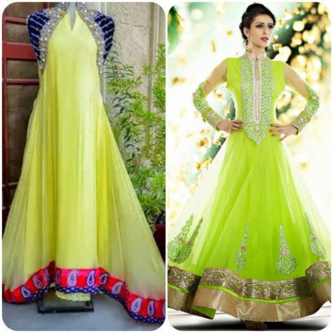 dressing design best design dress for bridal on mehndi function event stylo planet