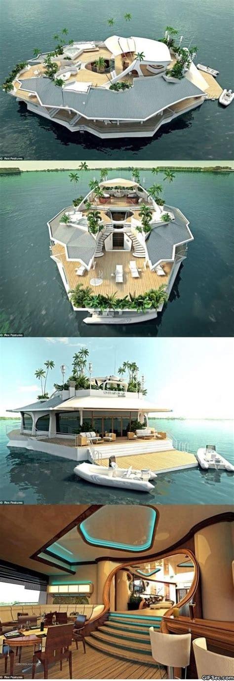floating boat meme floating island boat viral viral videos
