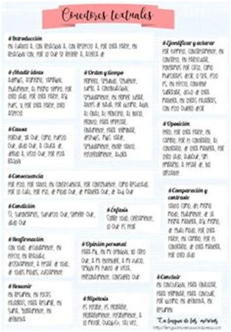 libro conectores de la lengua el art 237 culo de hoy tiene la intenci 243 n de trabajar la importancia de los conectores textuales en