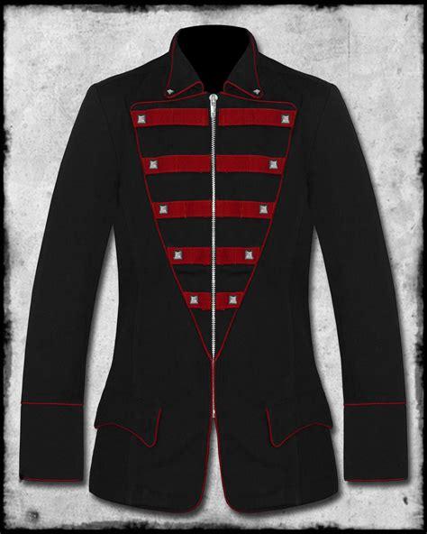 Jacket Mae Band tripp nyc black rock band jacket ebay