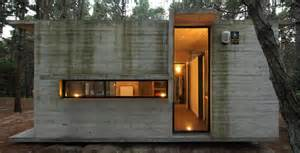 concrete and glass summer house modern house designs