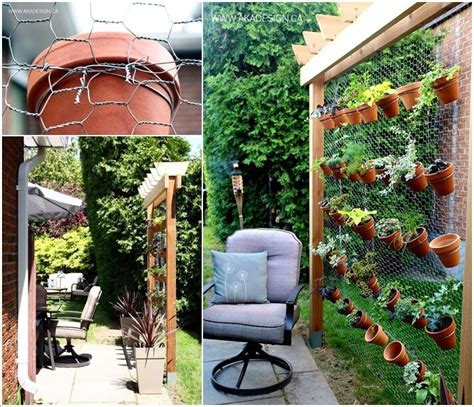 Diy Freestanding Vertical Garden Materials To Use For A Vertical Garden