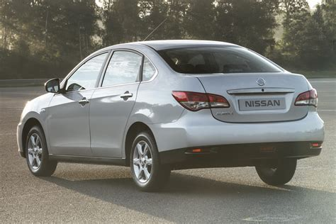 nissan almera 2013 new 2013 nissan almera for russia pictures and details
