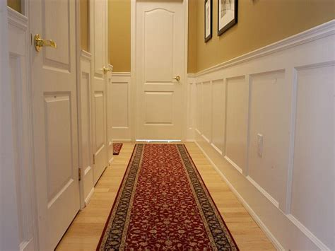 Where To Put Wainscoting In The Home Walls How To Install Wainscoting Hallway How To Install