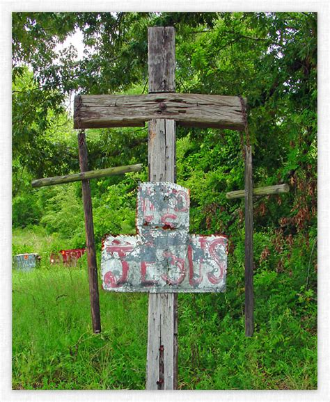Garden With Cross W C Rice S Cross Garden Prattville Alabama