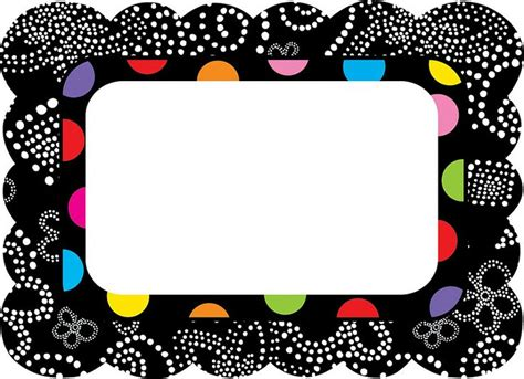 pink polka dot label template jpg 1 237 1 600 pixels baking