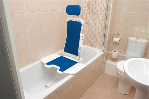 recline bath bellavita bath lift