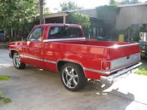 Chevy Truck Power Wheels For Sale 1985 Chevrolet C10 Silverado Shortbed V8 All Power Custom