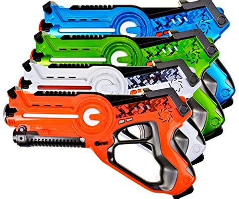 Lasery Set legacy toys laser tag set for multiplayer 4 pack