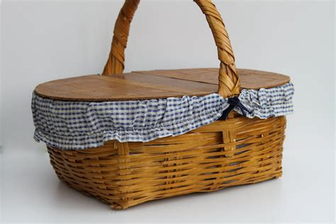Wicker Basket With Lid Ebay Wicker Basket Ebay Clash Wicker Laundry Hers With Lids