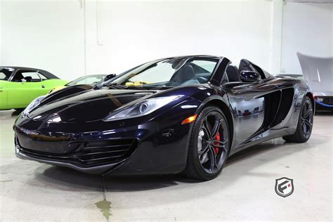 2013 Mclaren Mp4 12c by 2013 Mclaren Mp4 12c Fusion Luxury Motors